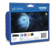 LC-1280VA CMYBK Multipack zu Brother LC1280