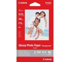 CANON GP5014x6 Glossy Photo Paper 10x15cm InkJet 210g 100 Bl