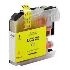 LC-225XLY Tinte yellow kompatibel zu Brother 15.6ml