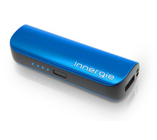 INNERGIE ADP3AASRA PocketCell Rechargable Battery Bank blue